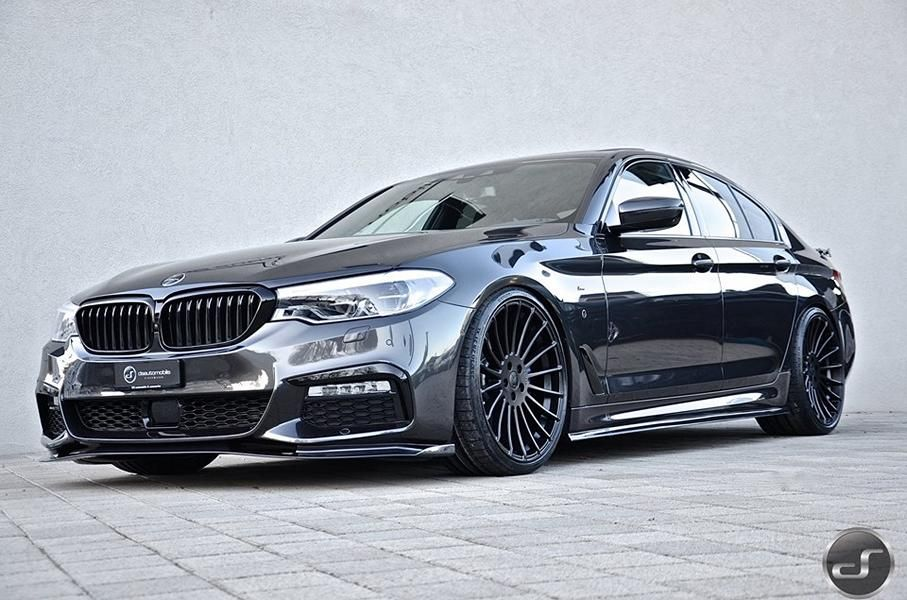 Mega Hamann Bmw G30 From Ds Automobile Auto Works With Images