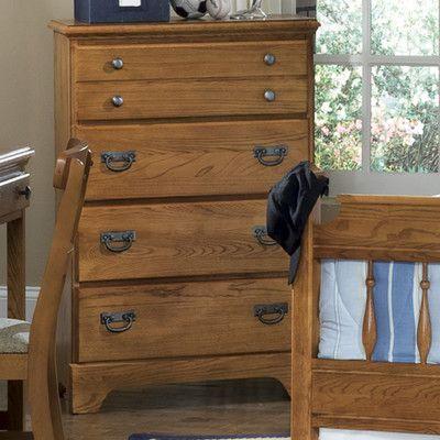 Carolina Furniture Works, Inc. Creek Side 4 Drawer Chest