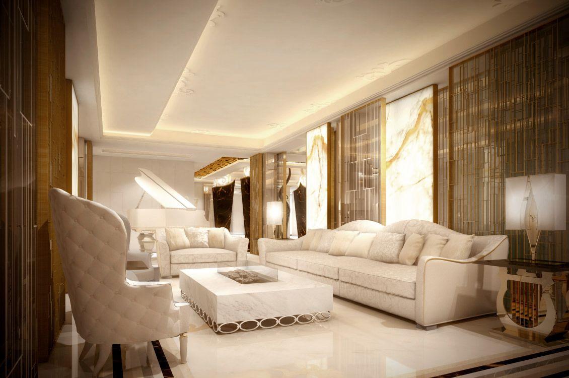 Discover Private Villa Interior in Emirate Hills