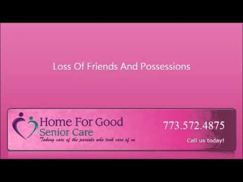 Home For Good Senior Care is the perfect solution for seniors and others who aren't ready to leave their homes for an institutional setting or living with relatives, but because of illness or chronic conditions need support to remain at home. We improve your life by providing compassionate, one-on-one care in the comfort of your own home. #Home #Care #Chicago #Illinois