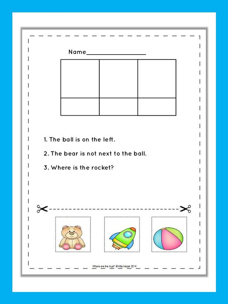 Logic puzzles with a toy theme. This set has 11 fun and engaging logic puzzles plus 4 right or wrong worksheets. Students have to read the given information to find the position of each toy. From simple to more challenging. Great for improving higher order thinking skills and improving reading accuracy. Enjoy! #MaVi
