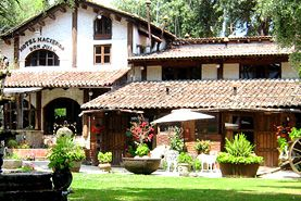 Hotel Hacienda Don Juan, San Cristóbal de las Casas