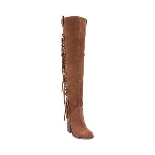 d62020f8db7 Women's Carlos by Carlos Santana Garrett Thigh High Boot Mustang ...