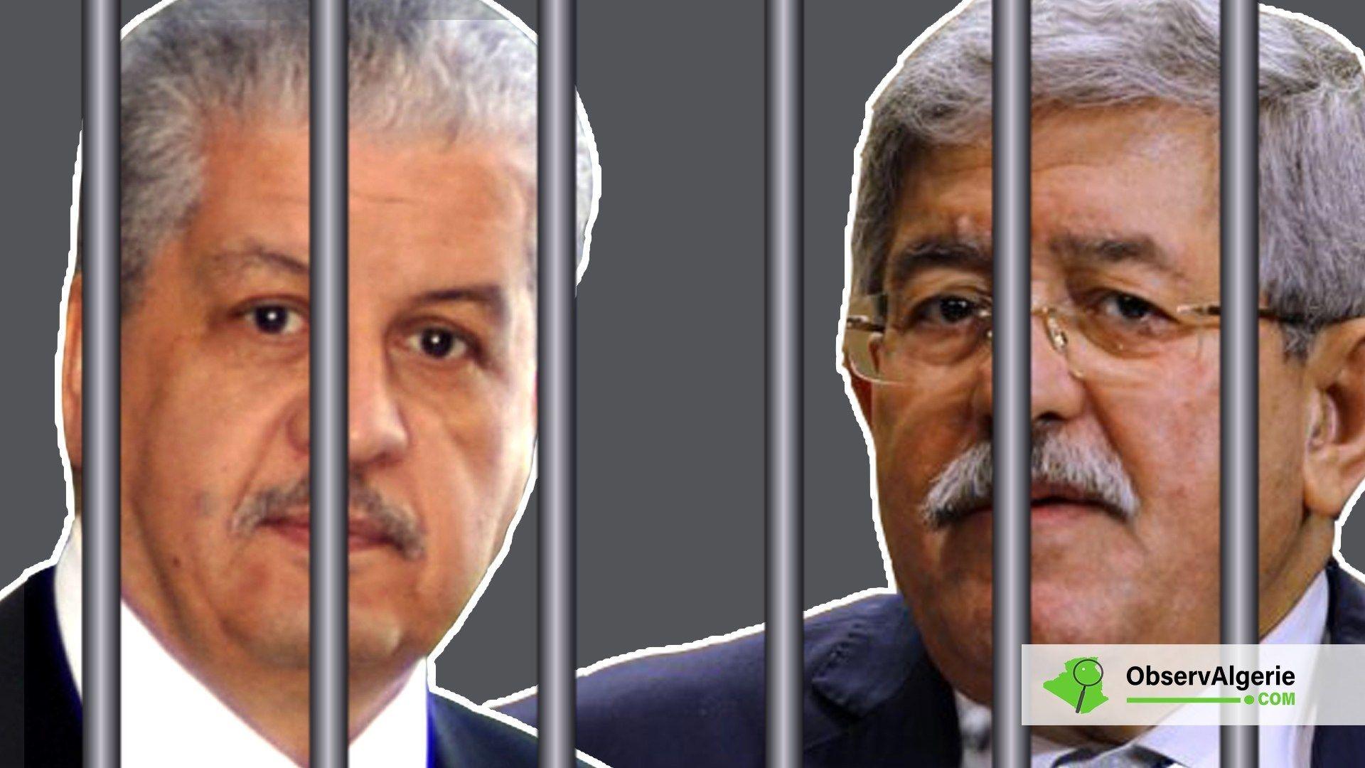 Algerie Voici Le Quotidien De Ouyahia Rebrab Et Les Autres Vip A La Prison D El Harrach Alger Prison Mon Quotidien