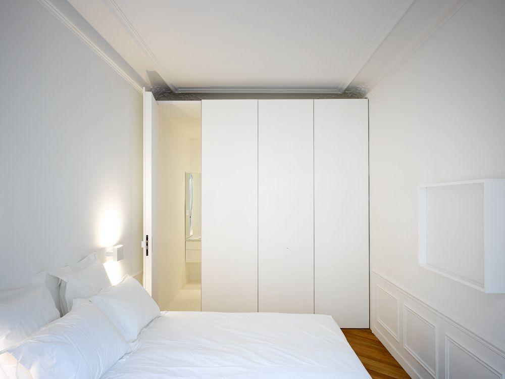 Rénovation Appartement Haussmannien Paris 75 | RASPAIL | Pinterest ...
