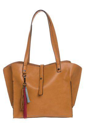 JULIE - Shopping Bag - cognac