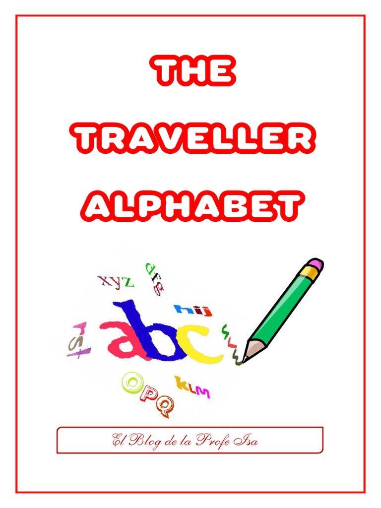 Lectoescritura, Traveller Alphabet, literacy