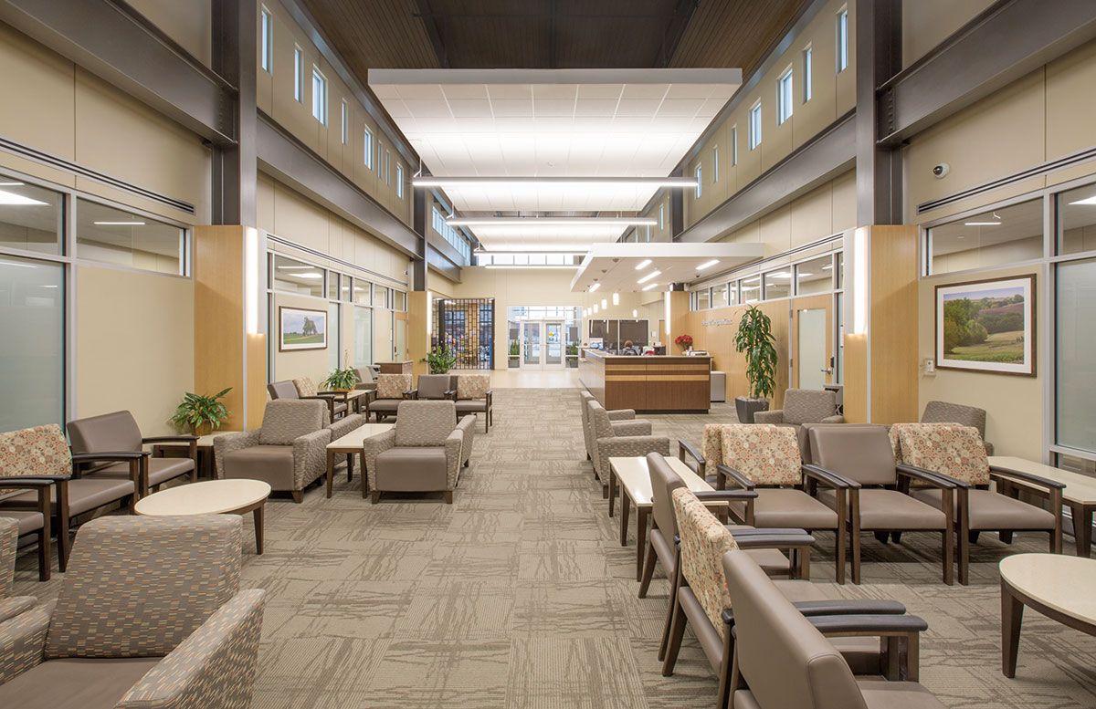 Top 40 healthcare giants of 2015 hospital design health