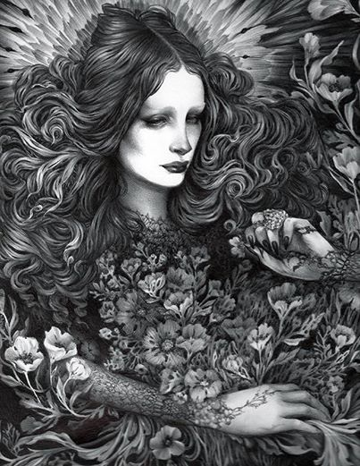 Whitney Lenox 'A Touch To Bloom'