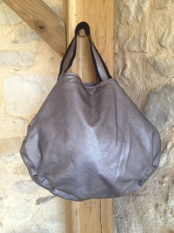 Medium Tote/ Hand Made Bag/ Hand Bag/ Diaper Bag/ by CofiNTea, €60.00