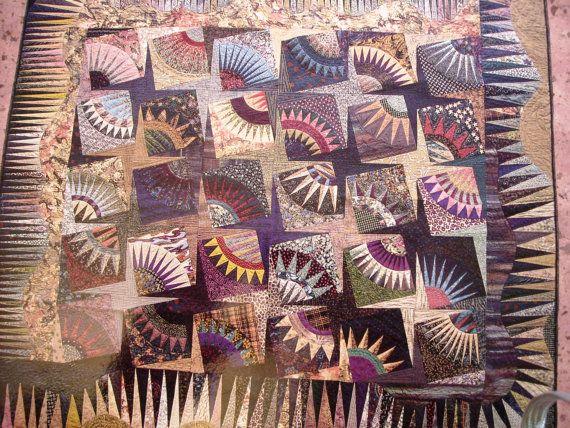 New York Beauty Quilt by Karen K Stone... Quilt Pattern Book and ... : karen quilt - Adamdwight.com