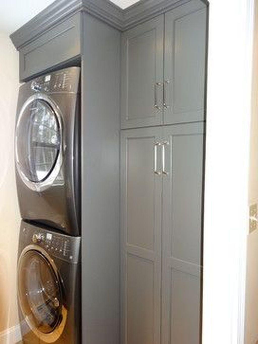 48 Wonderful Laundry Room Makeover Design Ideas images