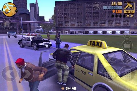 Free Application تحميل لعبة جاتا Gta 2016 حرامي السيارات الاصدا Grand Theft Auto Grand Theft Auto 3 Download Games