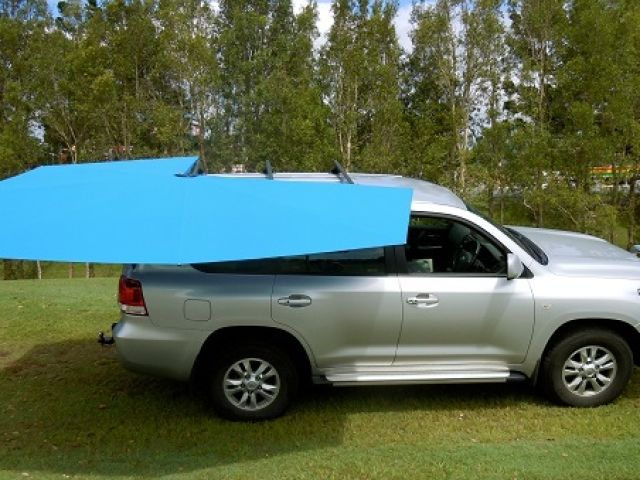 Clevershade 4wd Vehicle Awning