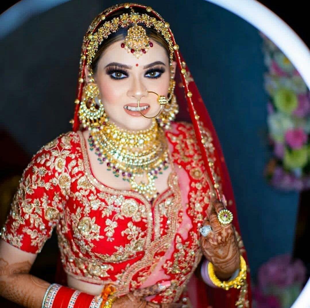 Pin By Prerana Dubey On Bridal Looks