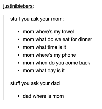 This Oddly Accurate Summary Of The Questions You Most Often