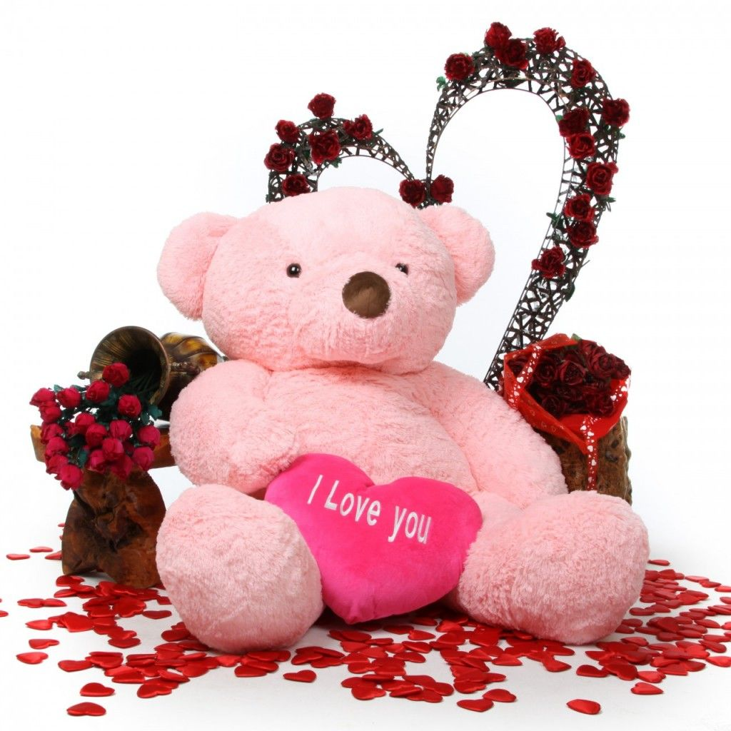 Most Romantic ValentineS Day Gifts Ideas  Teddy Bear Gifts