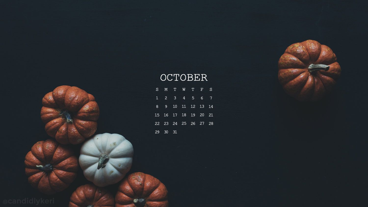 2017 October7 Jpg Desktop Wallpaper Desktop Wallpaper Art October Calendar Wallpaper
