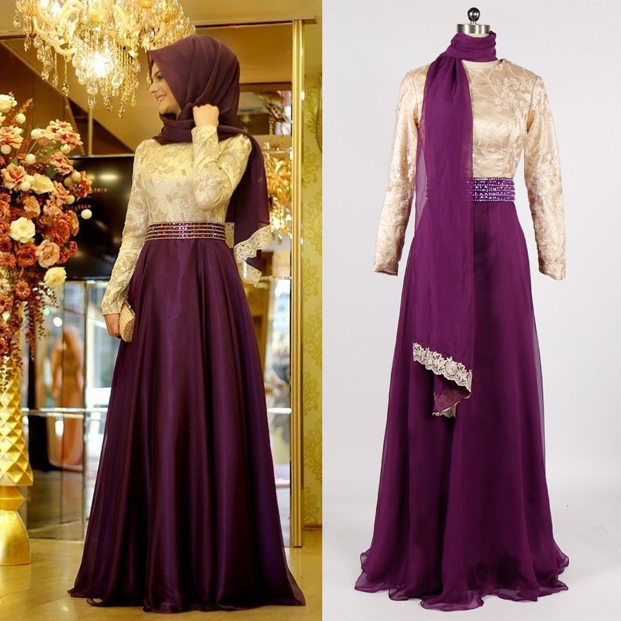 Cheap muslim evening dress, Buy Quality evening dress directly from ...
