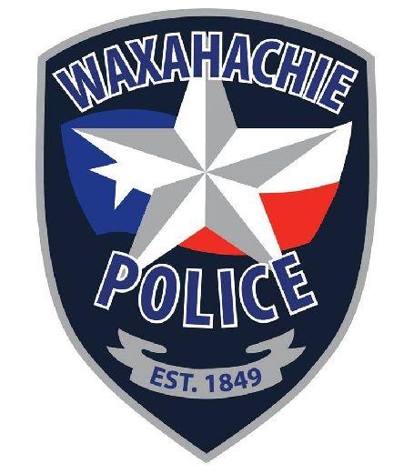 Waxahachie Pd Tx 2 Texas Police Police Badge Police