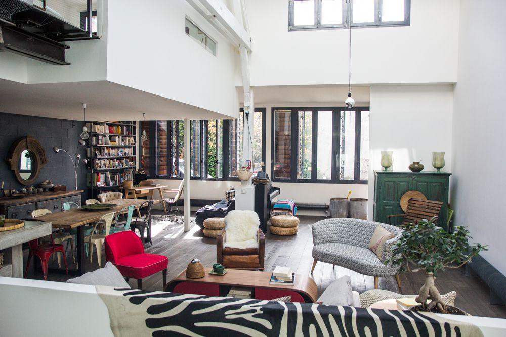 pièce à vivre Decoration Pinterest Vivre, Maison de famille et