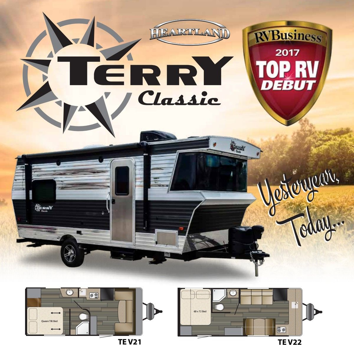 Terry Classic by Heartland! Used rvs, Recreational