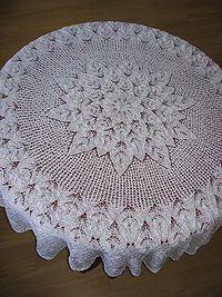 Lace knitting   Wikipedia Gallery