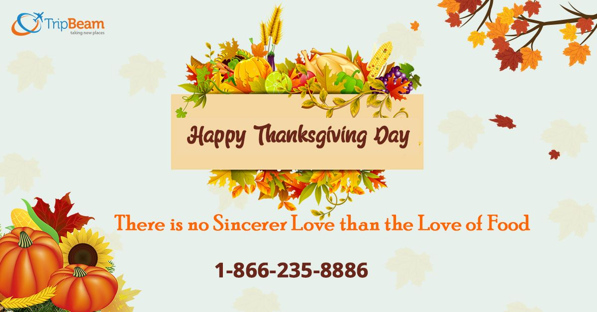 Tripbeam Wishing You a Very Happy ThanksGiving Day.