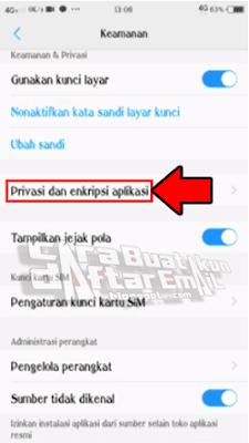 Cara Mengunci Semua Sebagian Aplikasi Di Hp Vivo Y53 Y81 Yg Mudah Aplikasi Persandian Pengikut