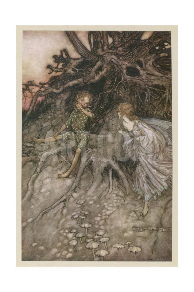 Shakespeare, Puck, Fairy | Pinterest