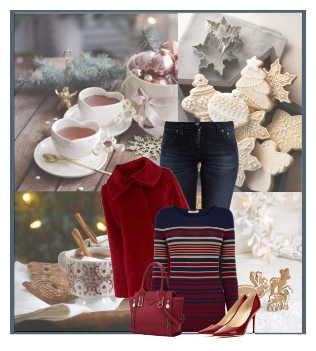 """""""winter drinks"""" by soleuza ❤ liked on Polyvore featuring Nudie Jeans Co., MaxMara, Oasis and Jimmy Choo"""