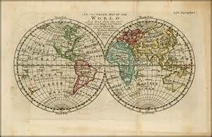 Proportionally Correct World Map Projections - Bing images | Post ...