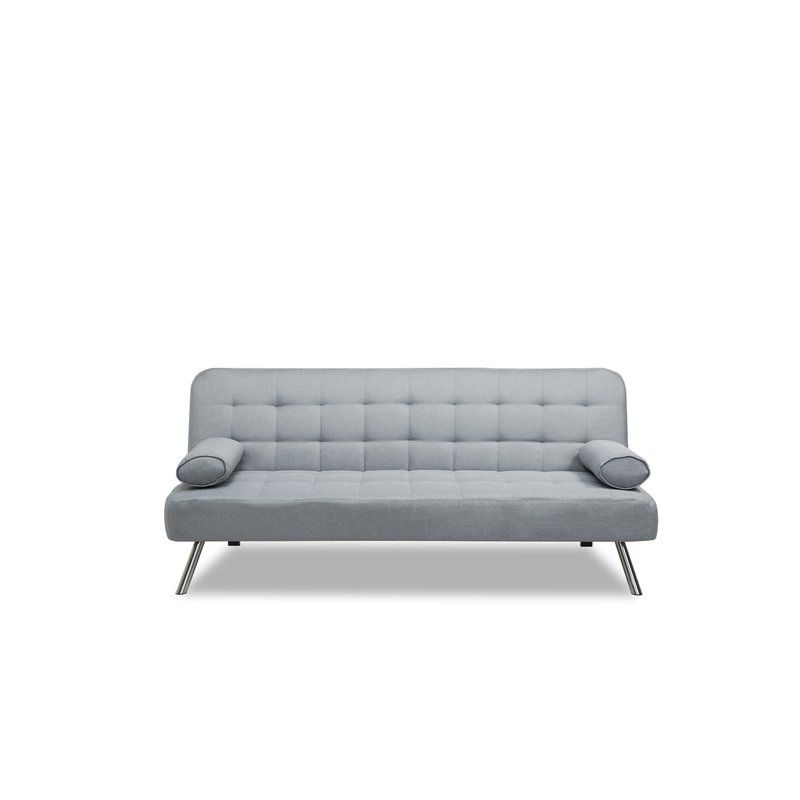 Acker 2 Seater Clic Clac Sofa Bed Sofa Bed Sofa Sofa Bed For Small Spaces