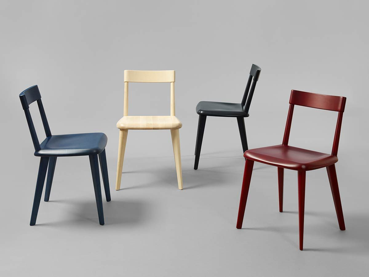 Sailor dining chair in solid birch in 2020 | Dining chairs ...
