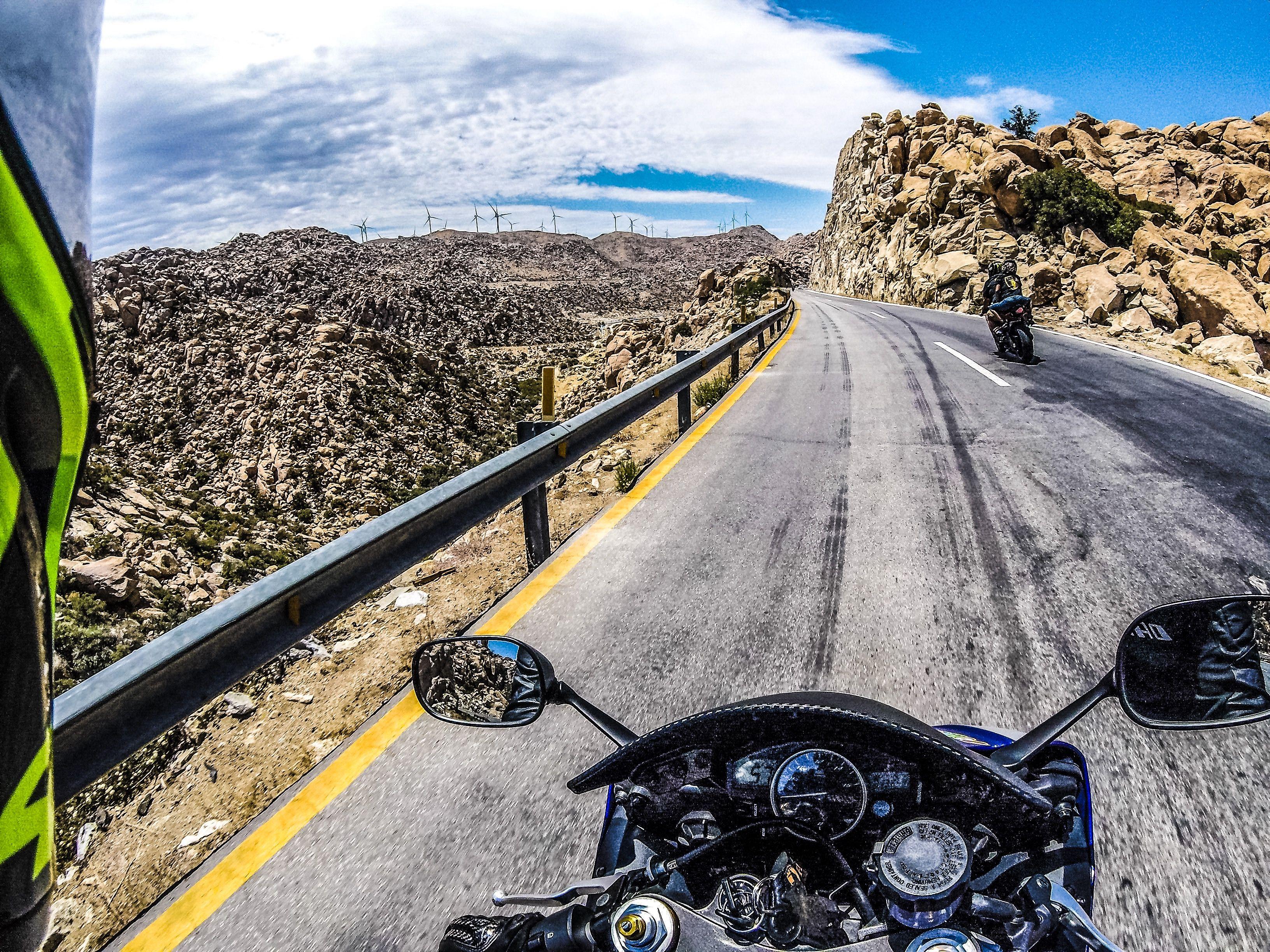 La Rumorosa, Baja California