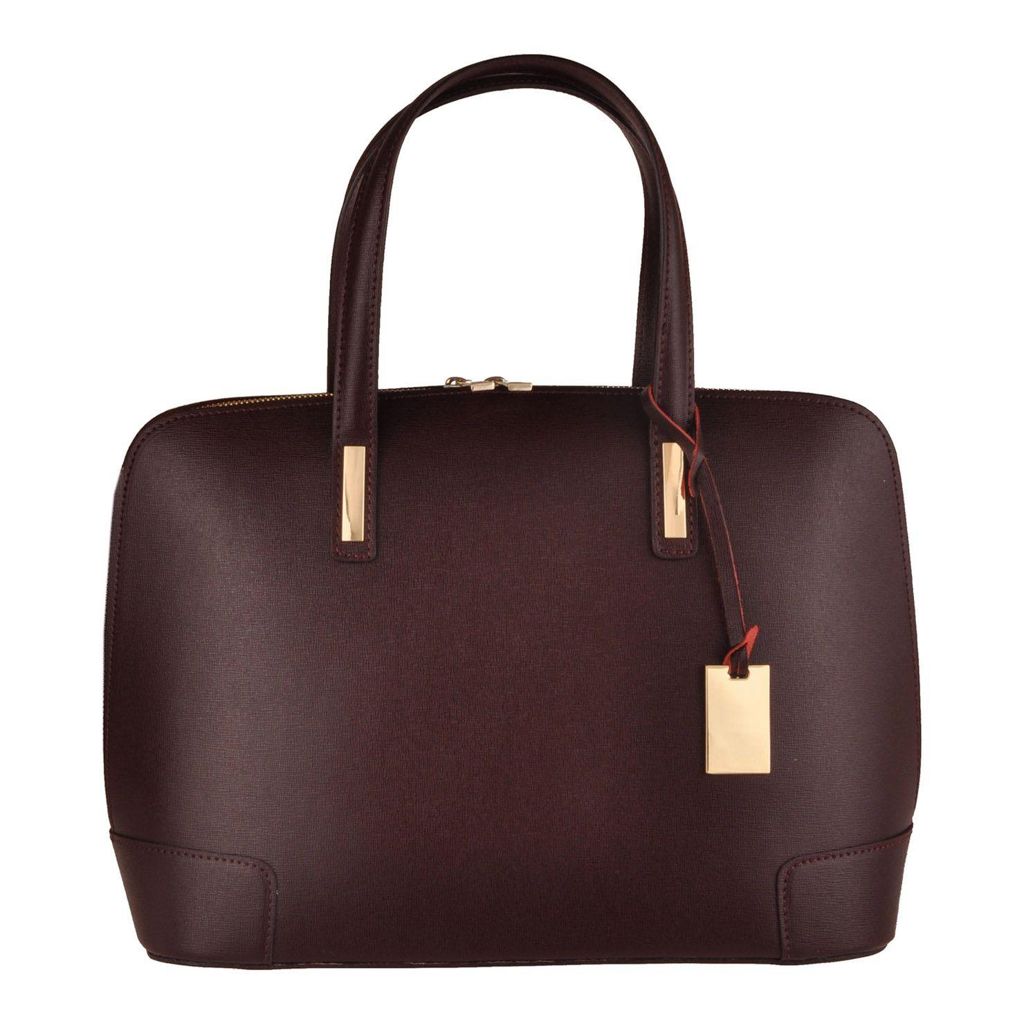 03bd75822de Emilio Masi Fada Shoulder Bag, Bordoeux   Bags   Bags, Shoulder bag ...