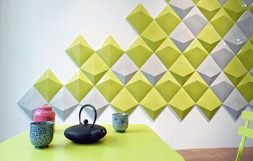Unusual 12X12 Ceramic Tile Home Depot Thin 12X12 Vinyl Floor Tile Shaped 12X24 Ceramic Tile Patterns 13X13 Floor Tile Youthful 2 By 2 Ceiling Tiles Purple2 X 12 Subway Tile 3D Ceramic Wall Tile: Geometric Pattern DÉCOR PEAK EN RELIEF ..