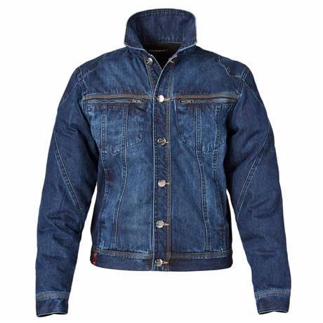 Denim jacket kevlar