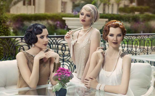 Платья в стиле великий Гэтсби: фото (свадебные, вечерние ...