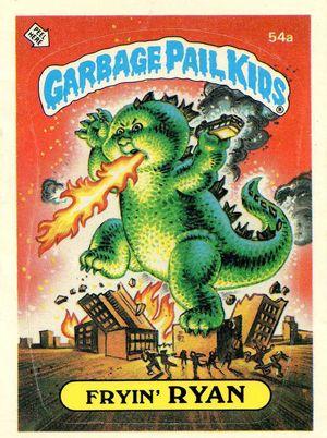 1985 Topps Garbage Pail Kids Series 2 Checklist Info Buying Guide Garbage Pail Kids Cards Garbage Pail Kids Pail