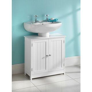 Maine Under Sink Unit Wooden Bathroom Cabinets Bathroom Sink Storage Bathroom Storage Units