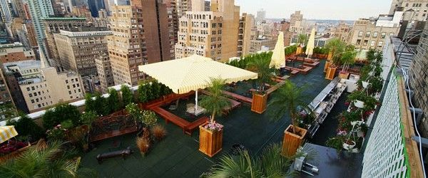 Best Affordable Outdoor And Rooftop Bars In NYC