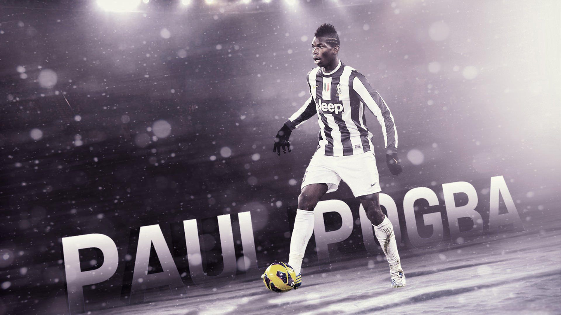 Paul Pogba Juventus Wallpaper