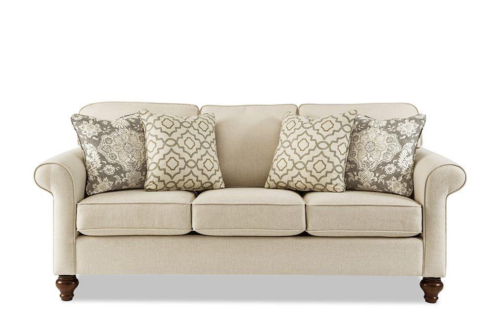 Hickorycraft 773850 Sofa Mooradians In 2020 Classic Sofa Styles Sofa Styling Furniture