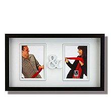 Umbra You & Me Fotolijst 48 x 28 cm - Zwart