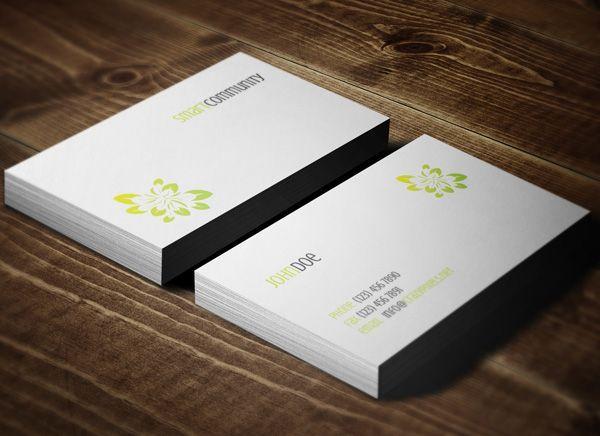 50 Free Business Card Templates Psd Business Card Template Psd Free Business Card Mockup Free Business Card Templates
