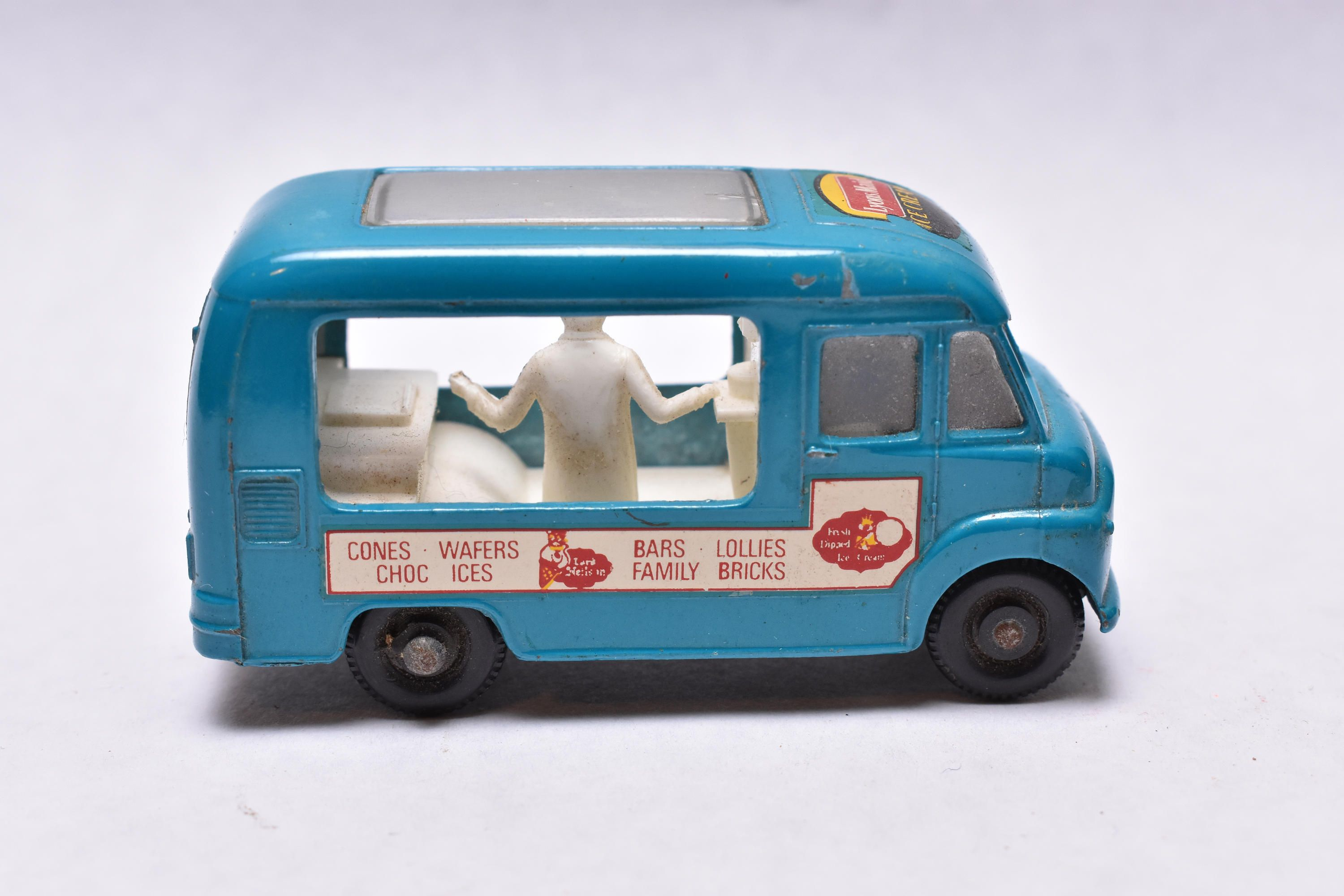 Matchbox Lesney No.47 Commer Lyons Maid Ice Cream Truck, Blue, 1960u0027s, Made  In England Original Vintage Die Cast Toy Car Collection By RememberWhenToys  On ...