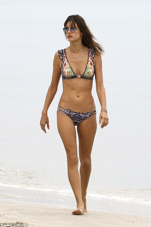 f67fd58045 Make waves in an Ale by Alessandra bikini top. Click 'Visit' to buy now.  #DailyMail
