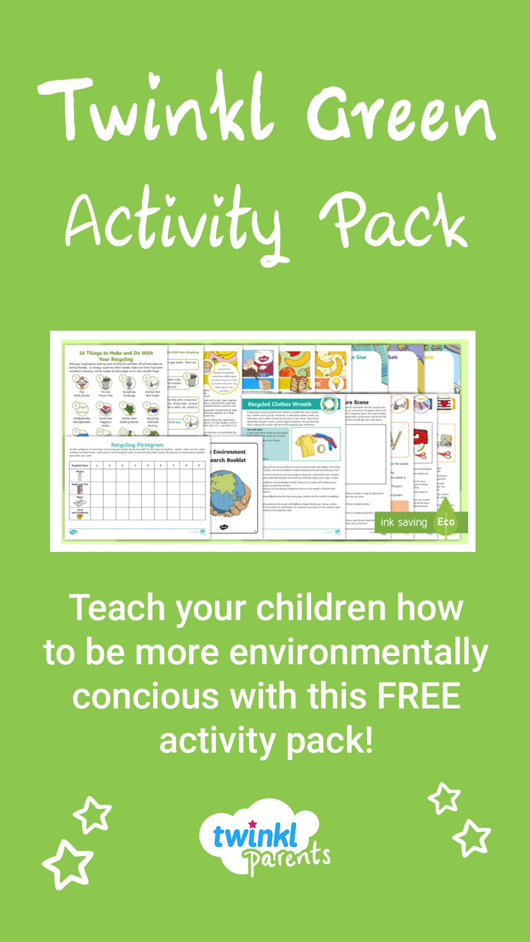 Teach Your Child How To Be More Environmentally Conscious