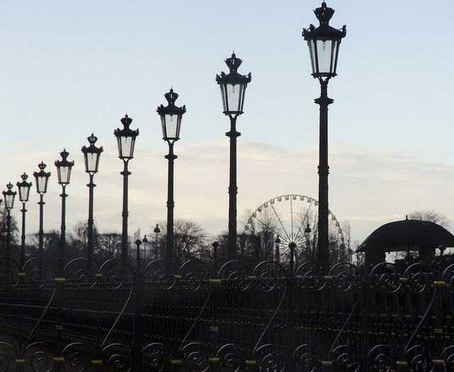 Les Tuileries - Paris in winter  MA_054258 by Margotka A., via Flickr